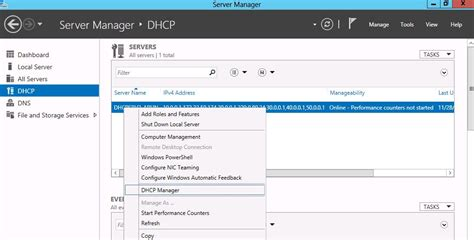 how to install and configure dhcp server in ubuntu server installing and configuring dhcp role on windows server