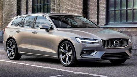 New 2019 Volvo V60 by 2019 Volvo V60 New Versatile Family Estate