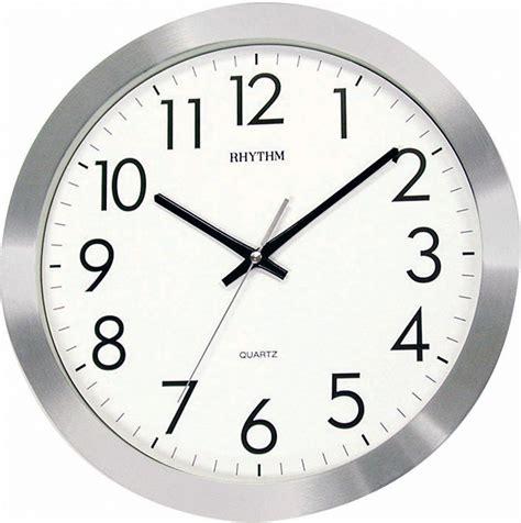 pendule cuisine horloge design cuisine horloge murale en bois contour