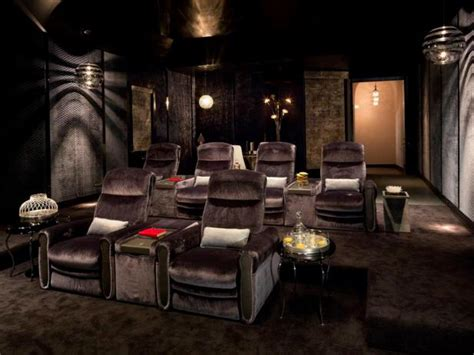 home theater decor pictures options tips ideas hgtv