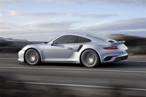 Porsche 911 Turbo S 0 100 by 2016 Porsche 911 Turbo S Med 580 Hk Og 0 100 P 229 2 9 Sek