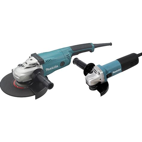 Makita Ga 9020 ensemble de 2 meuleuses makita 9558hng ga9020 bjs fournitures