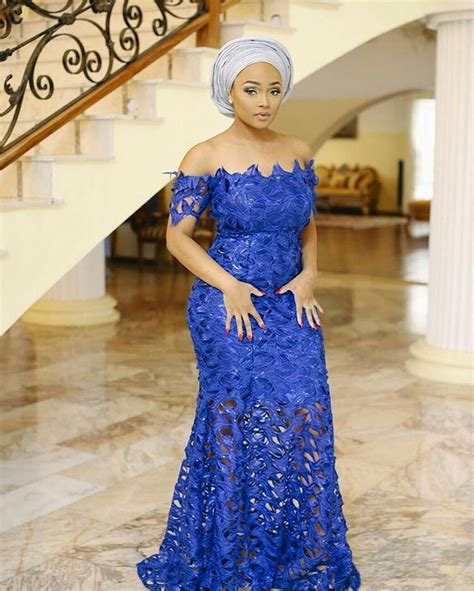 Style Lace by About Lace Styles Nigeria