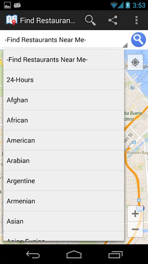 find a near me find restaurants near me android apps on play