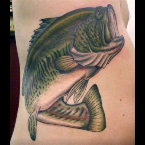 largemouth bass tattoo largemouth bass designs fish tattoos largemouth