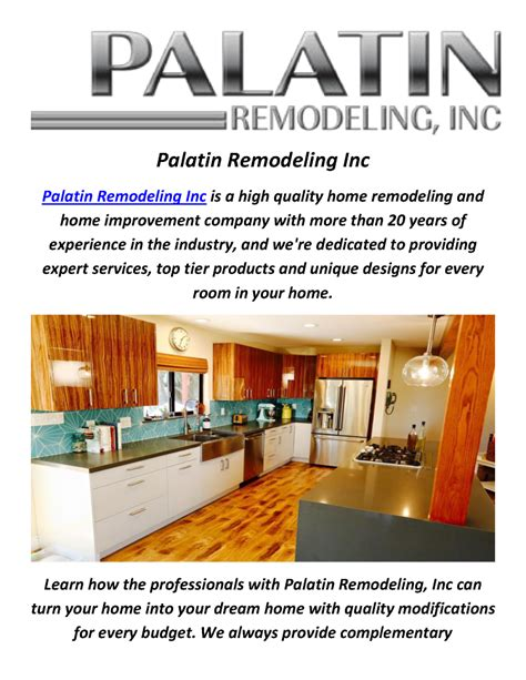 home remodeling contractor in los angeles by palatin