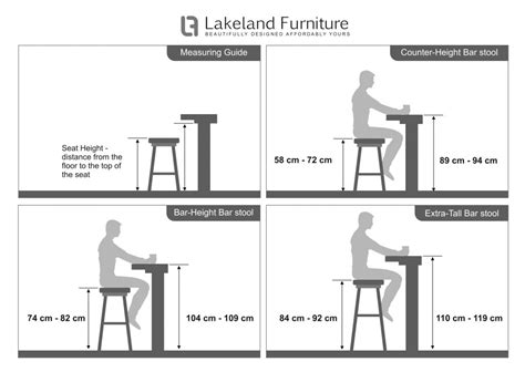 bar measurements bar stool size guide what height and width should it be