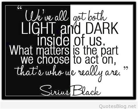 Light And Dark Quotes Stunning And Dark Quote