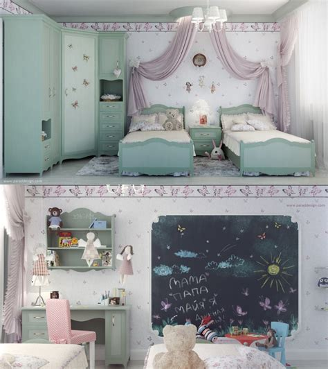 young girls beds this is a formal bedroom for two young girls with twin