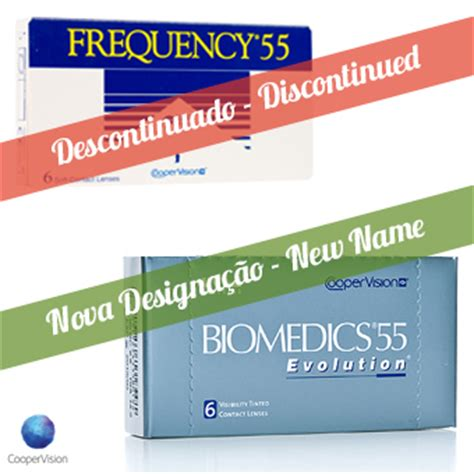 frequency 55 contact lenses from coopervision