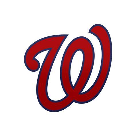 washington nationals  logo transparent png stickpng