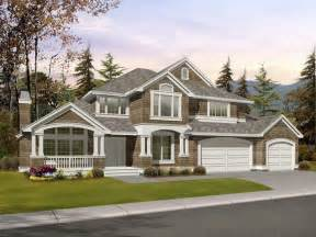 Craftsman One Story House Plans by Single Story Craftsman Style Homes Country Craftsman House