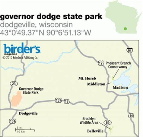 governor dodge state park dodgeville wisconsin birdwatching