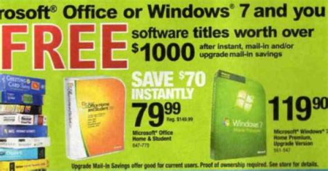 office depot coupons dealigg black friday deal microsoft office home and student 2007