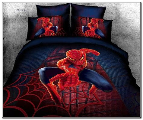 spiderman bedding set spiderman queen bedding sets beds home design ideas