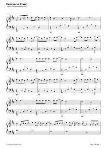Chord Despacito Despacito Luis Fonsi Stave Preview 6 Free Piano Sheet