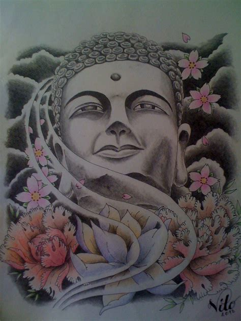 buddha head tattoo designs 30 most buddha tattoos and designs