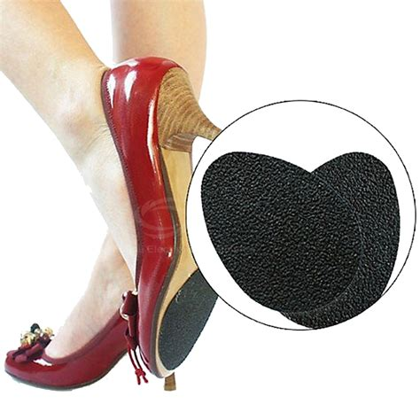 high heel shoe grips non slip adhesive shoe insole antiskid sole pad ground