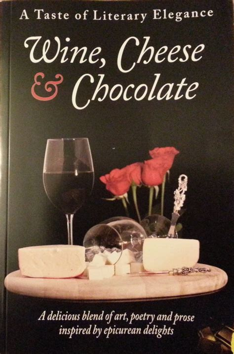 wine chocolate books inspiritry books audiobooks