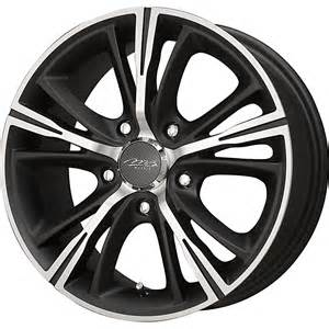 Truck Wheels Discount Tire 4 New 18x7 5 45 Offset 5x114 3 Mb Wheels Optima Black