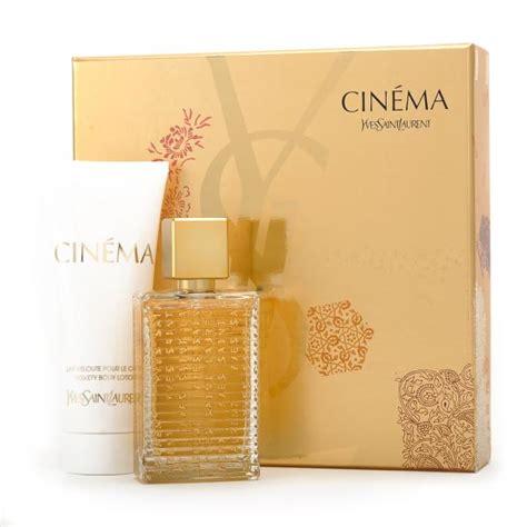 Parfum Ysl Cinema ysl cinema eau de parfum 30ml and lotion 75ml perfume zavvi
