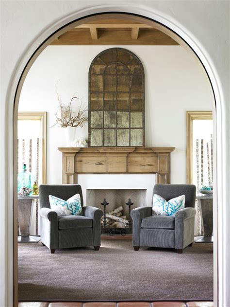 mirror mirror on the wall 8 fireplace decorating ideas delightfully noted how to create the perfect mantel endlessly inspired