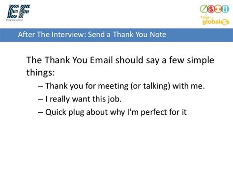 Thank You Letter For Skype Effective Tips For Interviews Abroad Ef Global Future Webinar