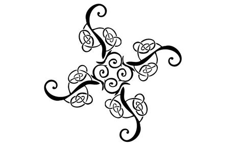 celtic flower tattoo designs ideas on tattoos 20 lovely designs simple
