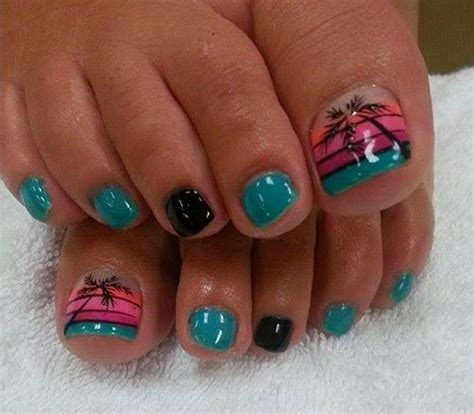 Must Colors For Summers Bare Toes by 15 Summer Toe Nail Designs Ideas 2016 Fabulous