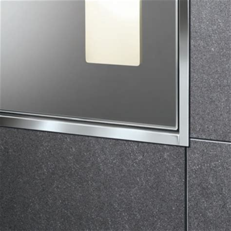keuco royal integral illuminated mirror cabinet recessed