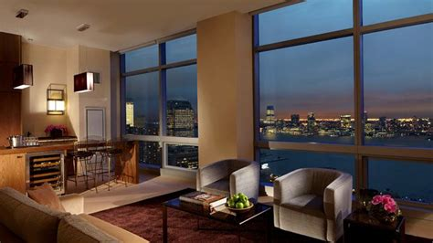 penthouse suites  feature  bedrooms  large living space  unparalleled views