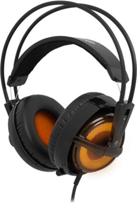 Steelseries Sensei Heat Orange Limited Edition steelseries siberia v2 limited edition heat orange back2gaming