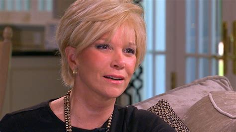 joan lunden hairstyles 2015 joan lunden opens up about her breast cancer diagnosis