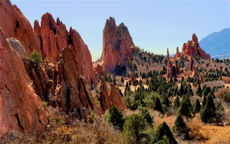 Garden Of The Gods Garden Of The Gods Colorado Springs Colorado Photos
