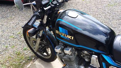 Suzuki 1100 Gsx Suzuki Gsx 1100 Es Pics Specs And List Of Seriess By