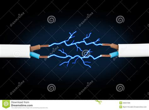electric cable royalty free stock image image 26637306