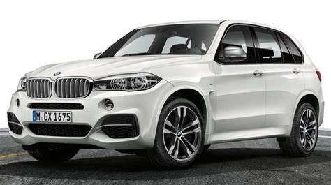 New Diesel Suvs by New Bmw X5 M50d Diesel Suv Details And Pictures Autotribute