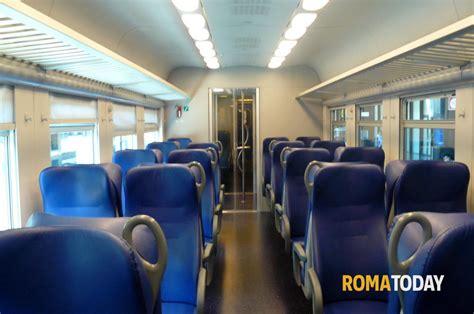 interno regionali monitor per la sicurezza sui treni regionali laziali