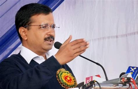 kejriwal biography in english no threat to man for complaining against delhi cm arvind