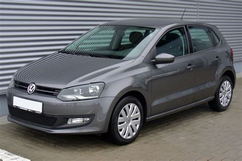 The Comfort Line by File Vw Polo V 1 2 Comfortline Pepper Grey Jpg Wikimedia