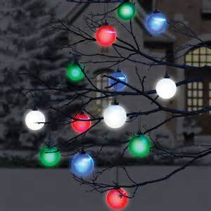 cordless outdoor lighted ornaments the green head