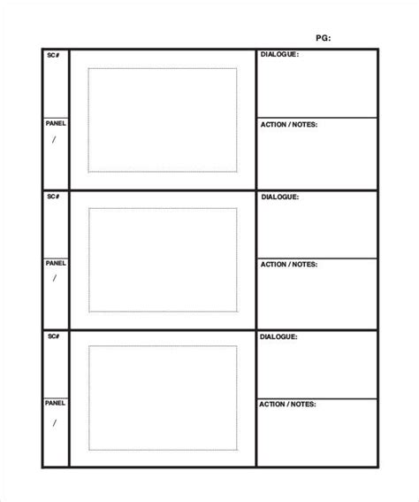 storyboard panels template storyboard panels template 28 images 9 panel comic ms