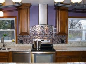 backsplash for kitchen walls 30 colorful kitchen design ideas from hgtv hgtv