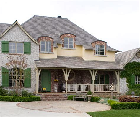 French Country Style Home by Designing A French Country Home In Barrington Il