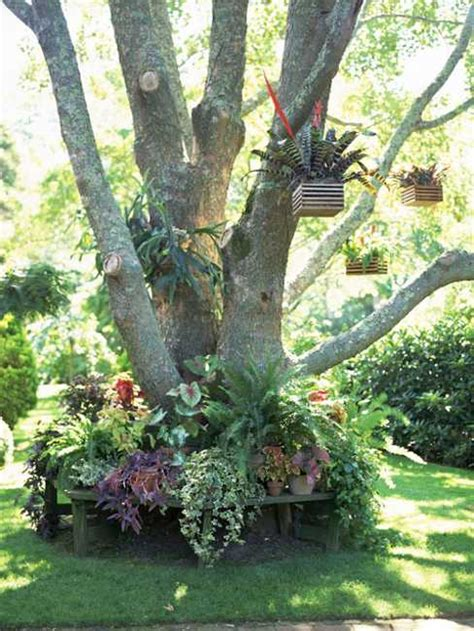 Tree Ideas For Backyard 25 Beautiful Backyard Landscaping Ideas And Gorgeous Centerpieces For Outdoor Living Spaces