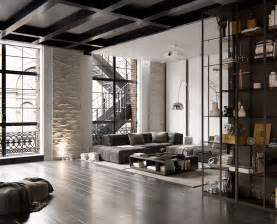 Loft Decor by 2 Chic And Cozy Cosmopolitan Lofts