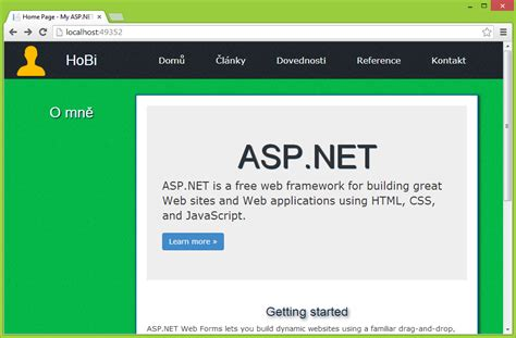 tutorial asp net webforms 5 d 237 l 218 prava template web forms v asp net