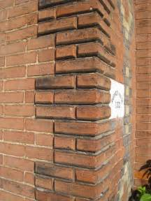Corbelling Detail Brick Quoin Detail Rother House C Oast House Archive