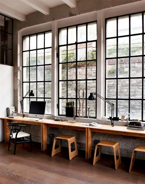 20 industrial home office designs decorating ideas 27 easy and practical industrial home office design ideas