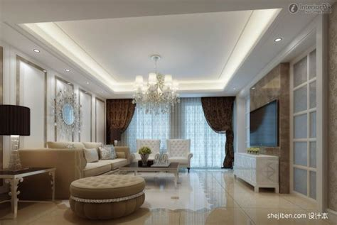 Living Room Gypsum Ceiling by Gypsum Board Designs 2015 2016 For Living Rooms Fashion